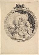 Portrait of La Baronne de Rebecque