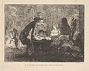 La Marchande de Chataignes (The Chestnut Seller)