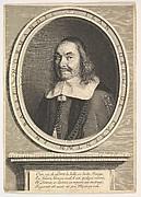 Portrait of Jean Loret