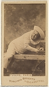 Fugere, Paris, from the Actors and Actresses series (N45, Type 1) for Virginia Brights Cigarettes