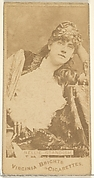 Nellie Standish, from the Actors and Actresses series (N45, Type 1) for Virginia Brights Cigarettes