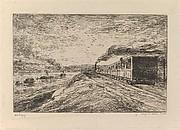 Le Départ (Le Retour), from Le Voyage en bateau