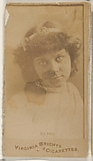 Loie Fuller, from the Actors and Actresses series (N45, Type 1) for Virginia Brights Cigarettes