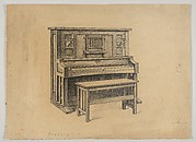 Design for a Piano