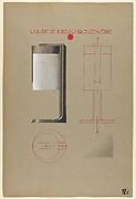 Design for a Desk Lamp
