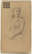 Card 832, Helen Jermine, from the Actors and Actresses series (N45, Type 2) for Virginia Brights Cigarettes