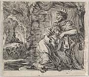 Pluto, from 'Game of Mythology' (Jeu de la Mythologie)