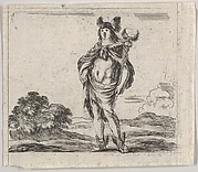 Mercury, from 'Game of Mythology' (Jeu de la Mythologie)