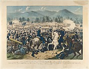 The Battle of Gettysburg, Pa., July 3rd, 1863