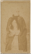 M'lle Geraldine, from the Actors and Actresses series (N45, Type 8) for Virginia Brights Cigarettes