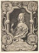 Portrait of Anne Marie Louise d'Orléans