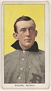 Spencer, Boston, American League, from the White Border series (T206) for the American Tobacco Company