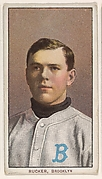 Rucker, Brooklyn, National League, from the White Border series (T206) for the American Tobacco Company