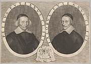 Double Portrait of Pierre and Jacques Dupuy