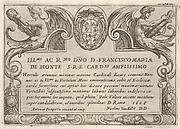 Title Plate of the Labors of Hercules