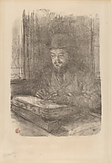 The Master Printmaker:  Adolphe Albert