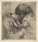 Portrait of Paul Rajon