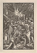 The Arrest of Christ, from The Fall and Salvation of Mankind Through the Life and Passion of Christ