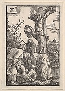 The Crucifixion, from The Fall and Salvation of Mankind Through the Life and Passion of Christ