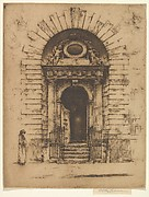 The Doorway of St. Mary-le-Bow