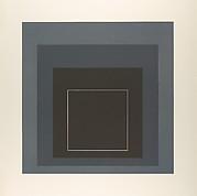 White Line Squares VIII (Series I)