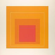 White Line Squares XII (Series I)