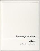 Homage au Carré portfolio