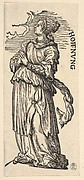 Hope (Hoffnung), from The Seven Virtues