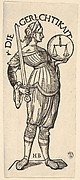 Justice (Die Gerechtikait), from The Seven Virtues