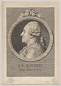 Portrait of Jean-Baptiste-Marie Pierre