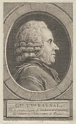 Portrait of Guillaume-Thomas Raynal