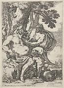 Silenus and Satyr