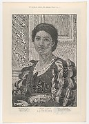 """Graziella (from """"The Illustrated London News,"""" Christmas number)"""