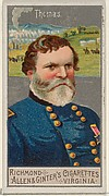 George Henry Thomas, from the Great Generals series (N15) for Allen & Ginter Cigarettes Brands