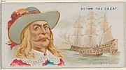 Jack Avery, Capturing Ship of the Great Mogul, from the Pirates of the Spanish Main series (N19) for Allen & Ginter Cigarettes