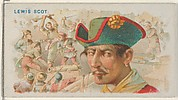 Lewis Scot, Capture of Campeche, from the Pirates of the Spanish Main series (N19) for Allen & Ginter Cigarettes