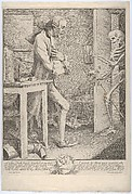"""Laurence Sterne, alias Tristram Shandy: """"And When Death Himself Knocked at My Door"""""""