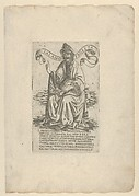 The Prophet Solomon, from Prophets and Sibyls
