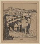The Pack Bridge, Bridge at Aylestone, Leicestershire