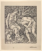 Adam and Eve (Labour: Whan Adam Delved and Eve Span, Who Was Then the Gentleman?)