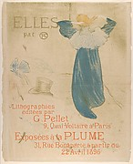Elles (poster for 1896 exhibition at La Plume)