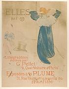 Elles (poster for 1896 exhibition at La Plume)