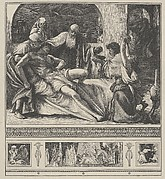 Death of the Firstborn (Dalziels' Bible Gallery)