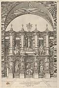 Speculum Romanae Magnificentiae: Sepulchre of Julius II