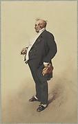 Self-Portrait as Monsieur Prudhomme