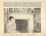 The White Mantel (Holley House, Cos Cob)