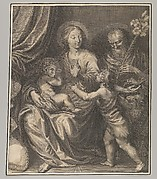 Holy Family with Young St. John the Baptist