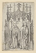 St. Philip and St. James the Less, from the series The Apostles