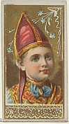 Denmark, from the Types of All Nations series (N24) for Allen & Ginter Cigarettes