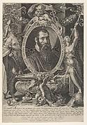 Portrait of Brueghel
